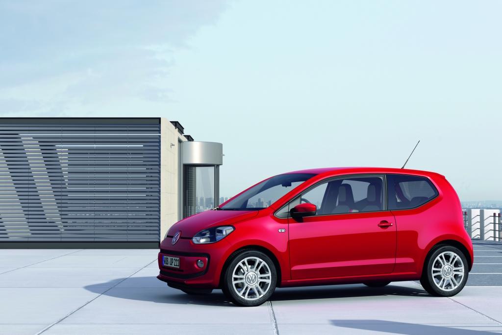 Volkswagen Up kommt im Dezember