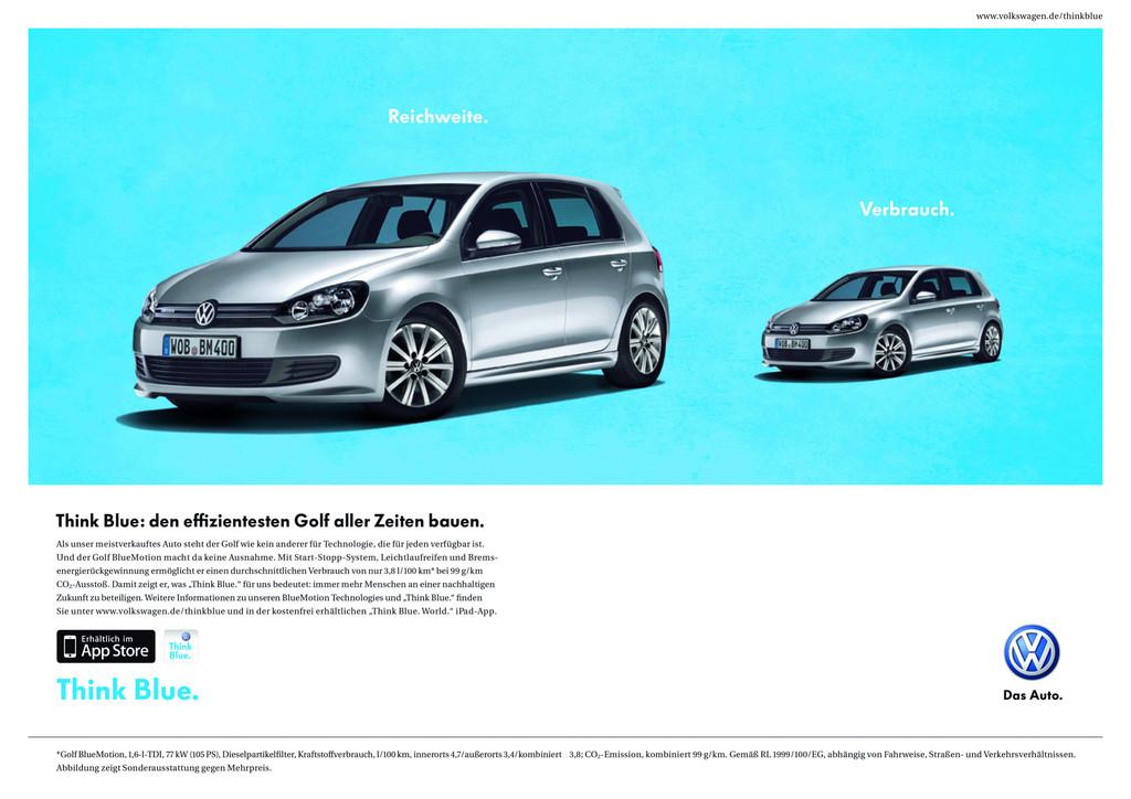 Volkswagen startet neue Kampagne zu