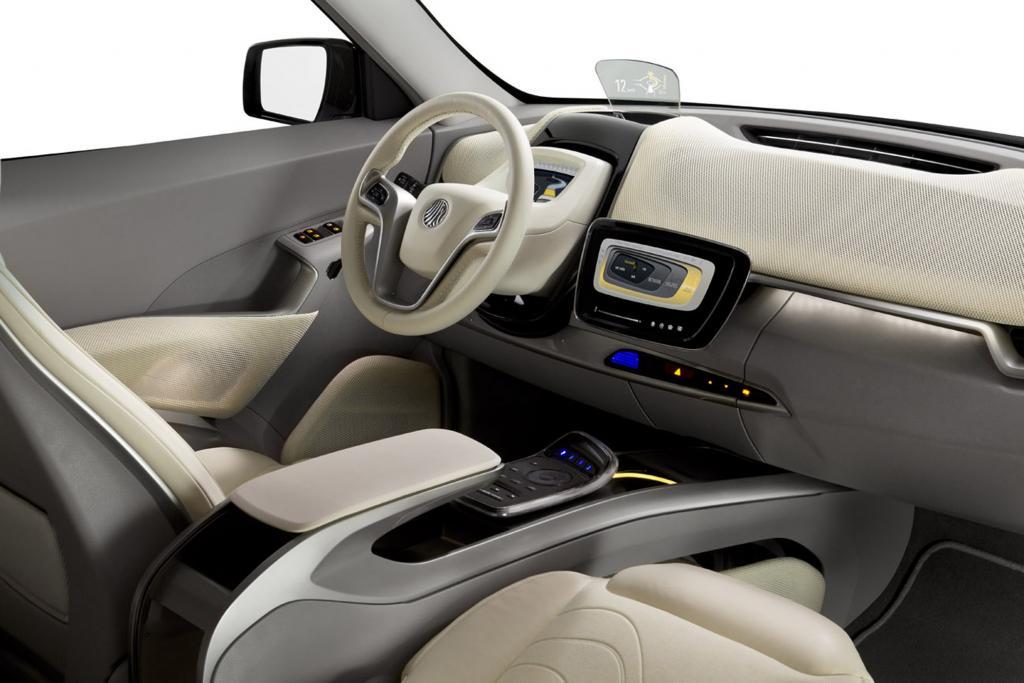Vor allem die neuartigen Sitze sind komfortabler und flexibler einstellbar als konventionelle Exemplare