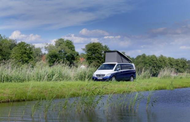 Westfalia Edition 60 - Geburtstags-Sondermodell für den Camping-Klassiker