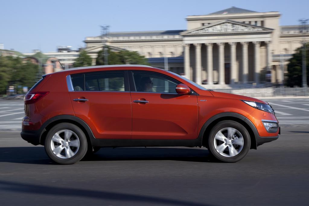 Wettbewerber sind unter anderem VW Tiguan und Nissan Qashqai