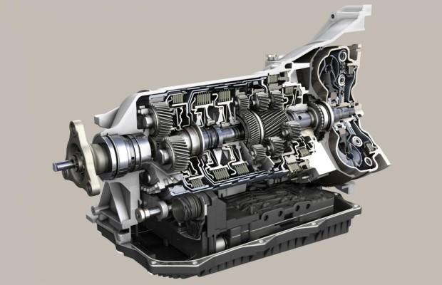 ZF hat eine Million Achtgang-Automatikgetriebe gebaut