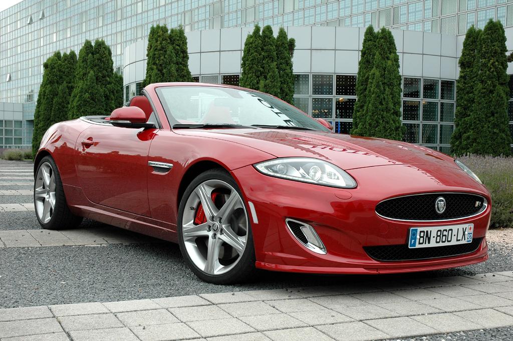 Zum Sprung bereit: Jaguar hat auch Sportwagen-Baureihe XK aufgefrischt