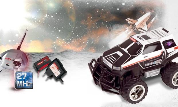auto.de Gewinnspiel: Offroadspaß mit dem Carrera RC Shuttle Galaxy