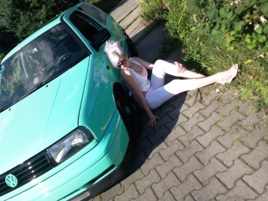 """""""Peppermint Lady"""" - Sophie aus Pirna und ihr Golf"""