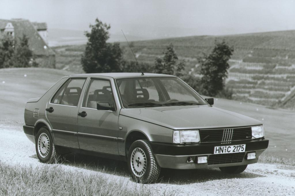 1988 war der Fiat Croma TD id der erste Pkw mit Turbodiesel