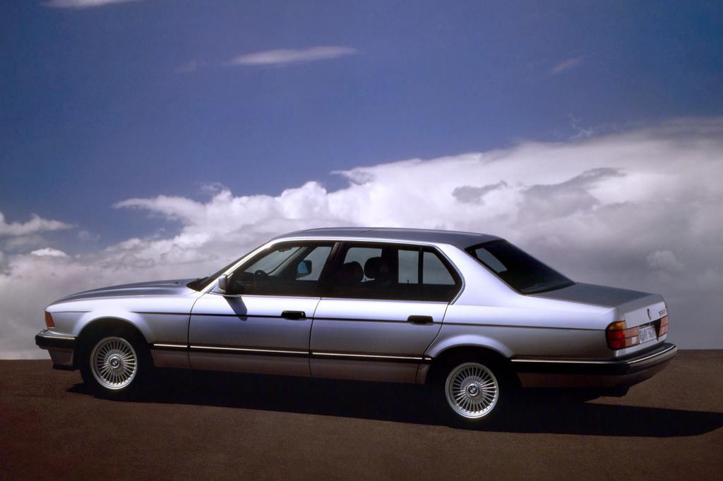1992 gab es eine erste Modellpflege