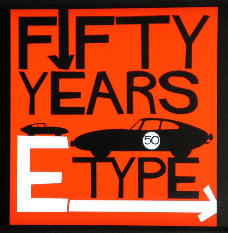 2011 gibt es den 1961 erstmals vorgestellten E-Type schon seit 50 Jahren.