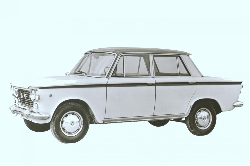 50 Jahre Fiat 1300/1500: Ästhetisches Doppel aus Italien