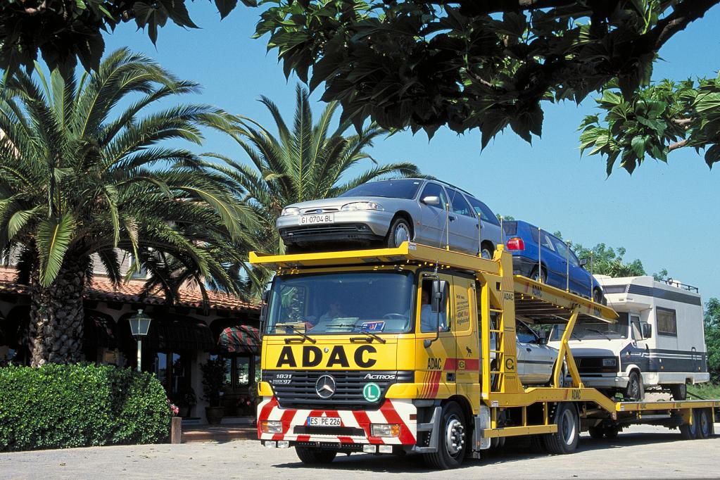 ADAC: Mehr Auslandsrücktransporte von Pannenautos