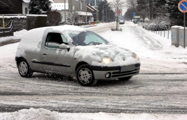 ADAC gibt Tipps fürs Fahren im Winter