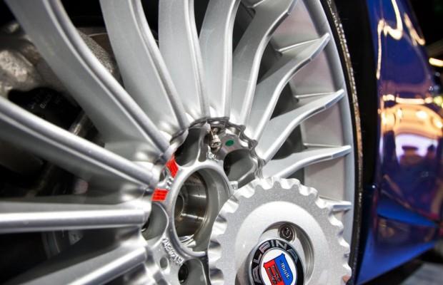 Alpina B6 Bi-Turbo - Versteckspiel beim Ventil