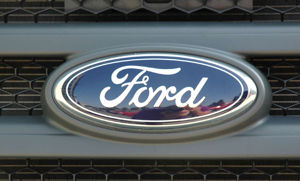 Auch im Nutzfahrzeug-Bereich laufen die Geschäfte bei Ford derzeit nicht schlecht.