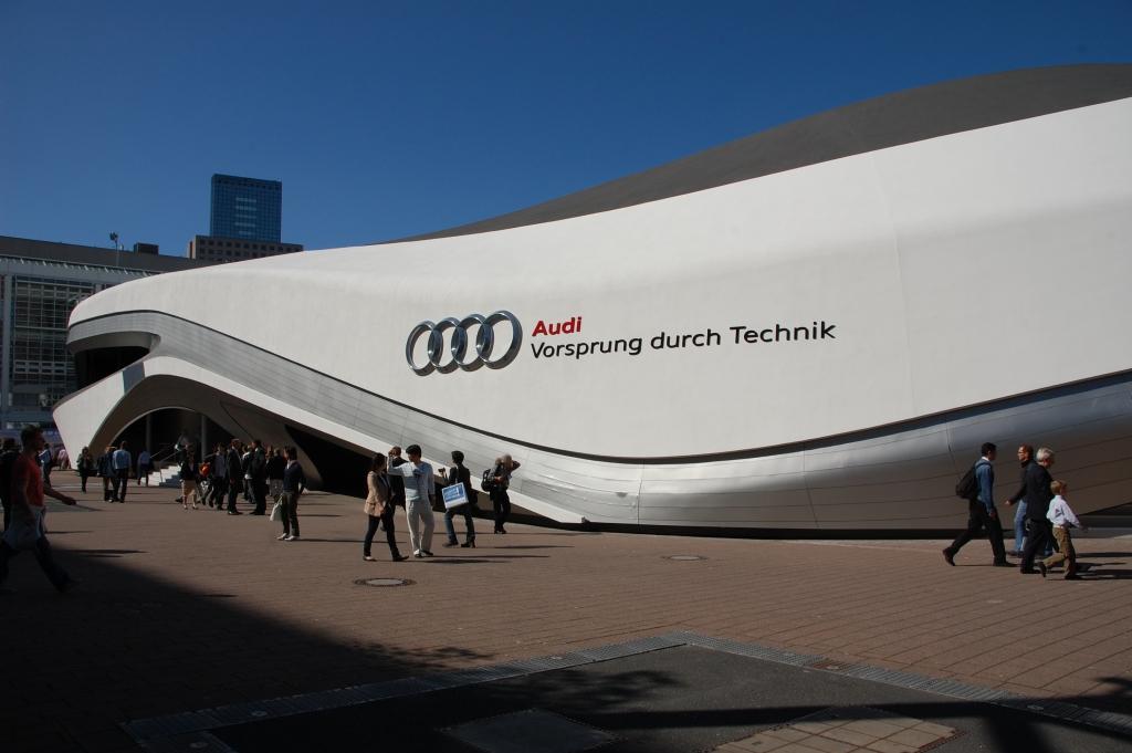 Audi-Messehalle IAA 2011