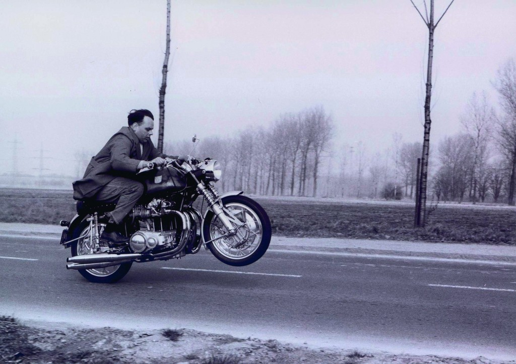 Audi-Museum zeigt 61 Motorräder