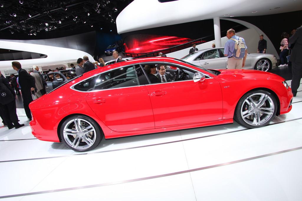 Audi S7 Sportback.