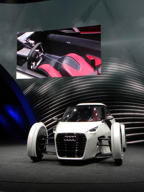 Audi Urban Spider.