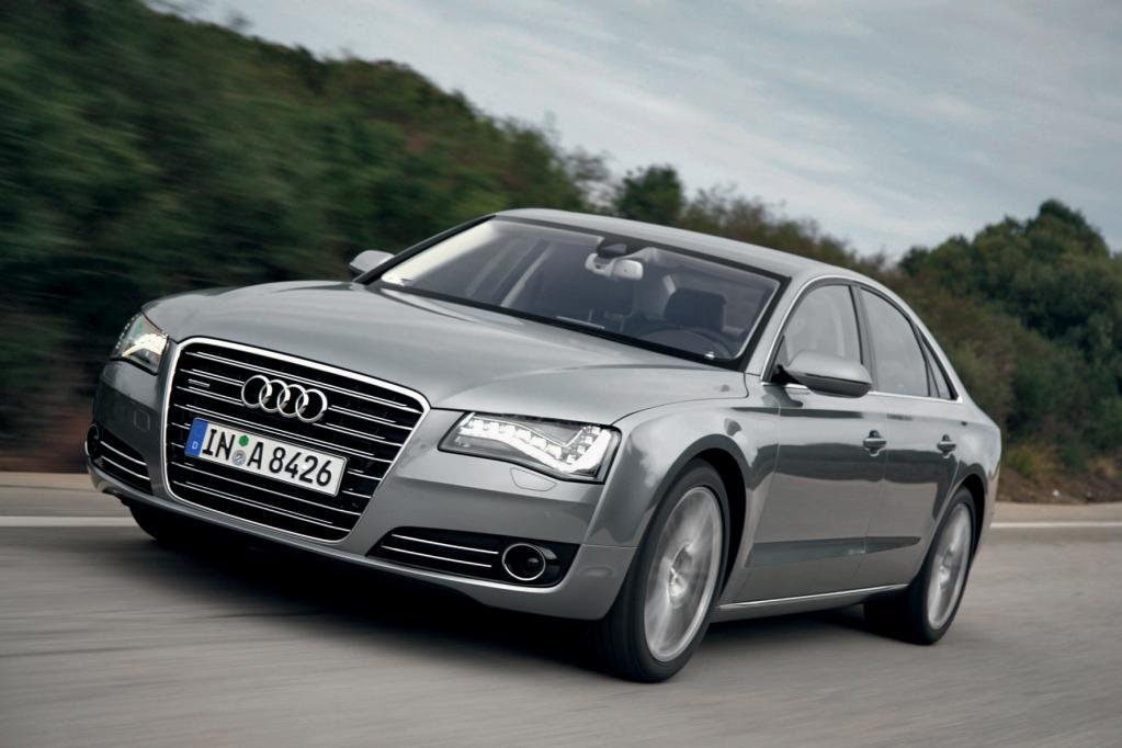 Audi forciert Kaufargument Getriebe