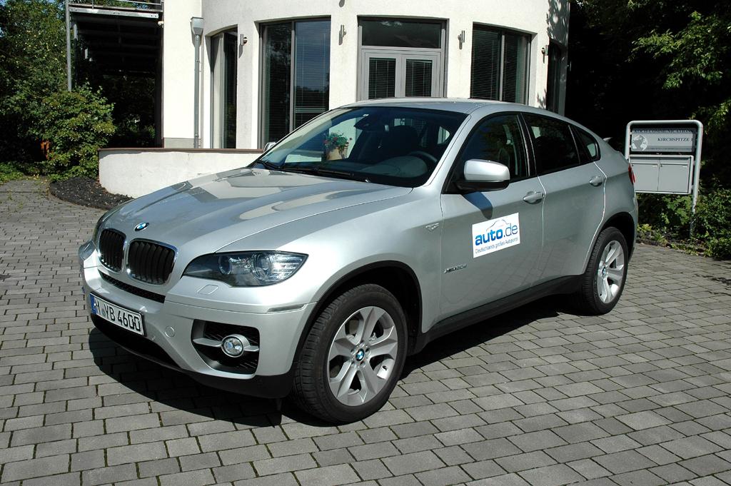Auto im Alltag: BMW X6 Diesel