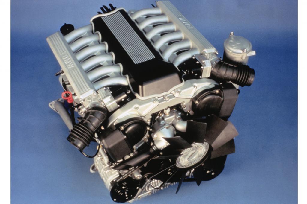 BMW brachte den Zwölfzylindermotor zurück in die deutsche Oberklasse
