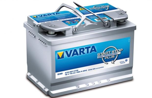 Batteriesysteme - Stärkere Akkus für Start-Stopp-Systeme