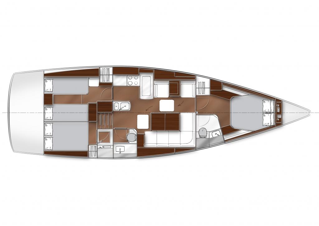 Bavaria Vision: Neue Baureihe startet 2012   3 Kabinenvarinate