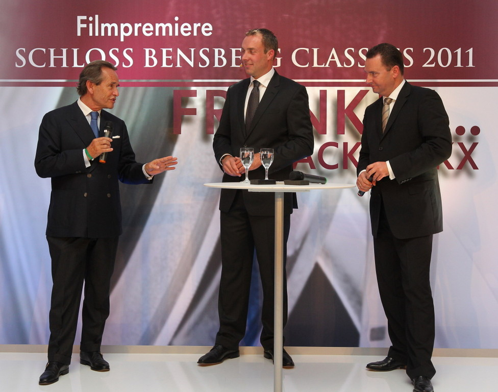 Bensberg Classic als Rahmen für Jacky Ichx-Ehrung