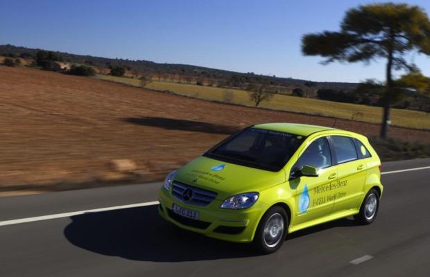 Brennstoffzellenauto Mercedes B-Klasse bekommt Innovationspreis