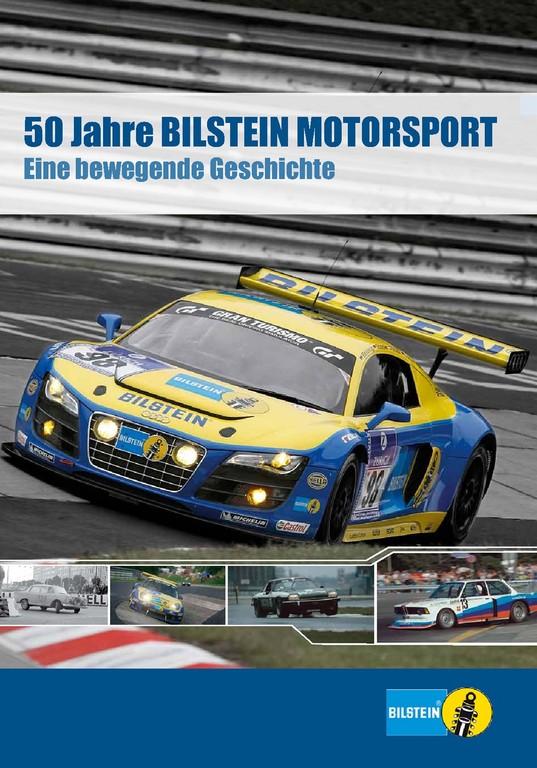 Buchvorstellung: 50 Jahre Motorsport mit Bilstein