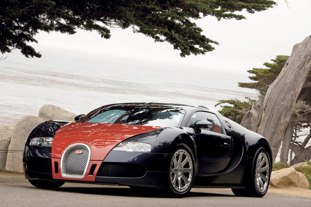 Bugatti zeigt den exklusiven Veyron Fbg par Hermès.