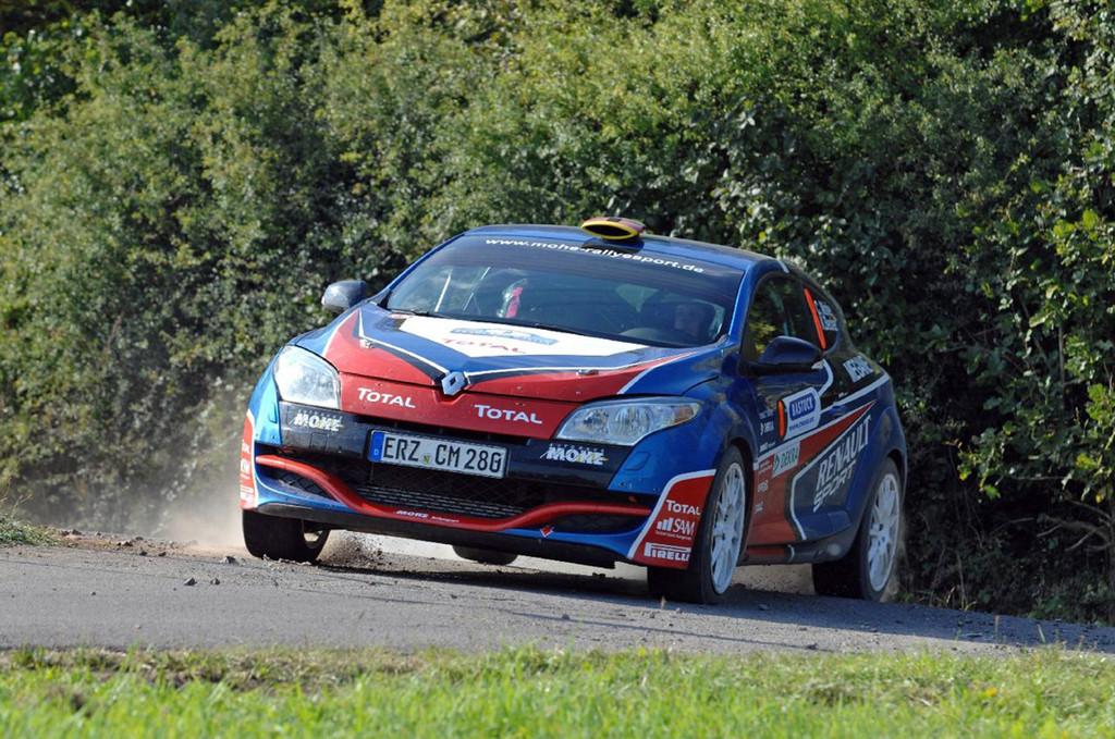 Carsten Mohe Deutscher Rallyemeister in der 2WD-Wertung