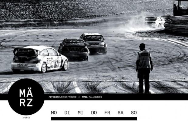 Castrol Kalender 2012: Fußball und Motorsport-Motive des Castrol Foto Awards