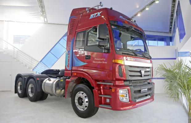 Chinesisches Lkw-Joint Venture abschließend genehmigt