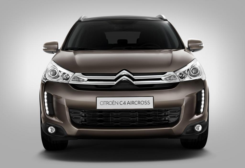 Citroen C4 Aircross: Zuwachs bei den Kompakt-SUV