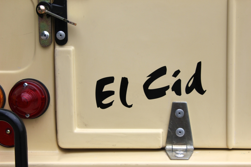 Citroen-Replika ''El Cid'' - Das Plastik-Dromedar feiert ein Comeback