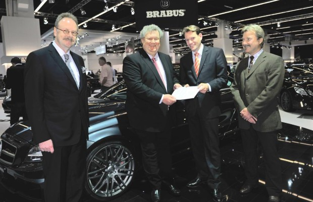 Conti und Brabus: Gemeinsam für mehr Sicherheit