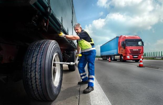 Continental erweitert Service-Angebot für Lkw-Flotten