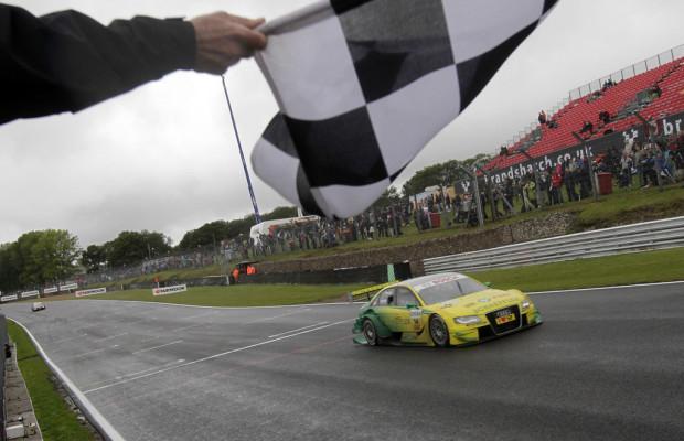 DTM 2011: Audi übernimmt Tabellenführung