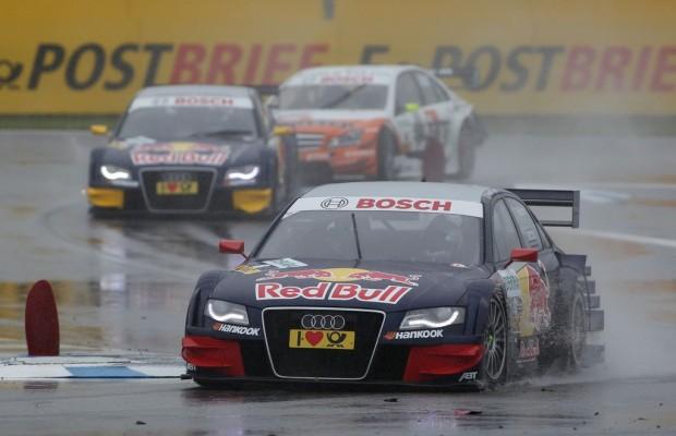 DTM: Erneuter Dreifachsieg für Audi