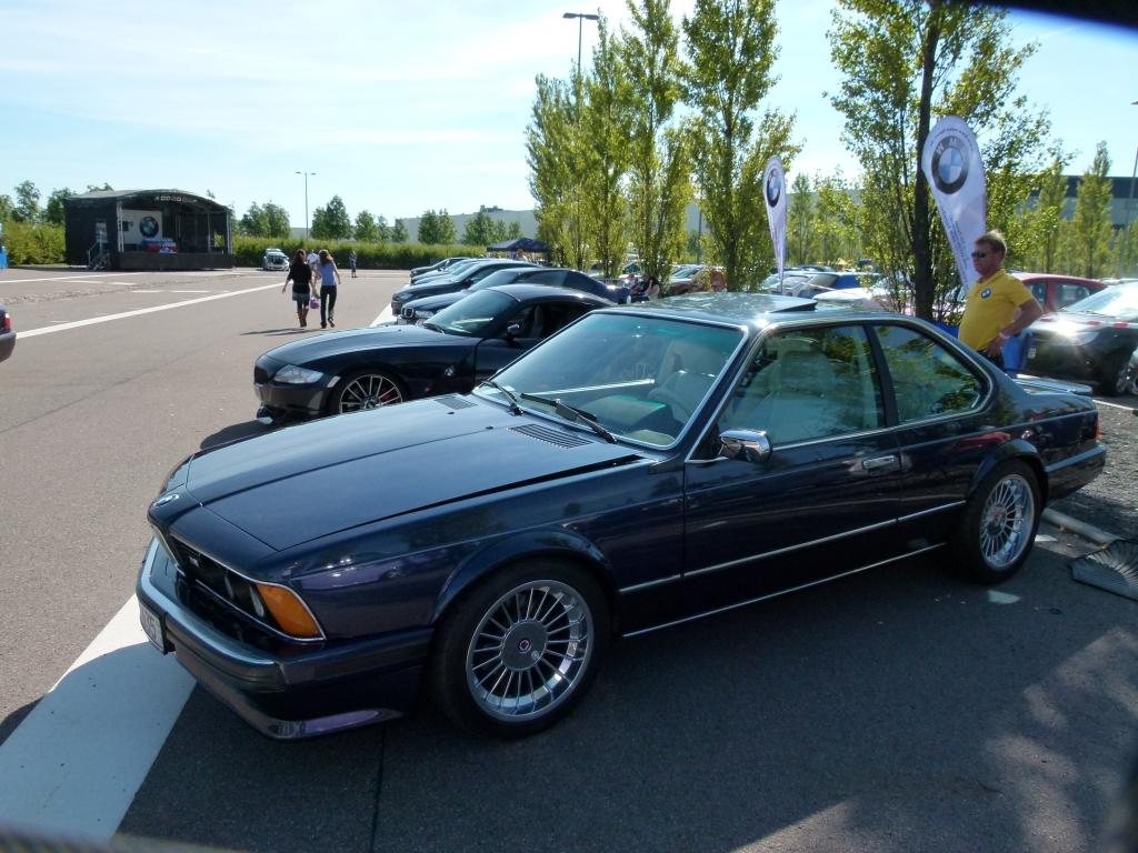 Das BMW-Club-Treffen am BMW-Werk in Leipzig
