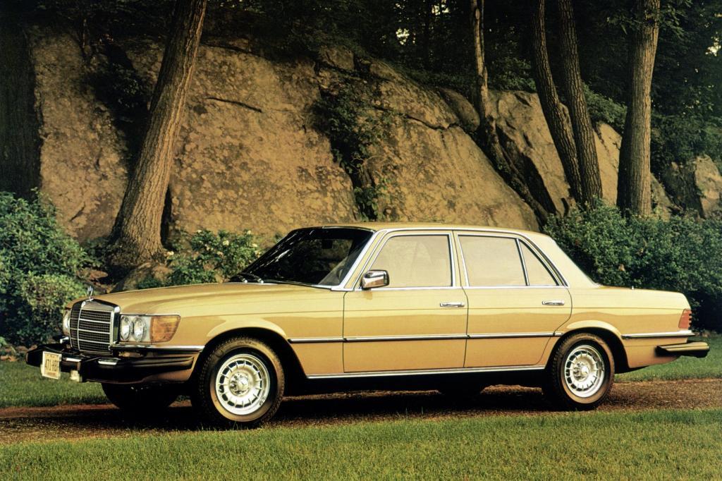 Der 300 SD sollte mit seinem 125 PS-starken Fünfzylinder den Flottenverbrauch von Mercedes senken