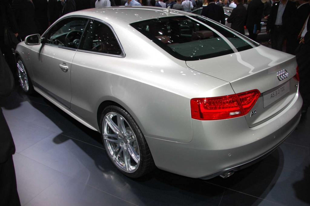 Der Audi-Stand auf der IAA 2011