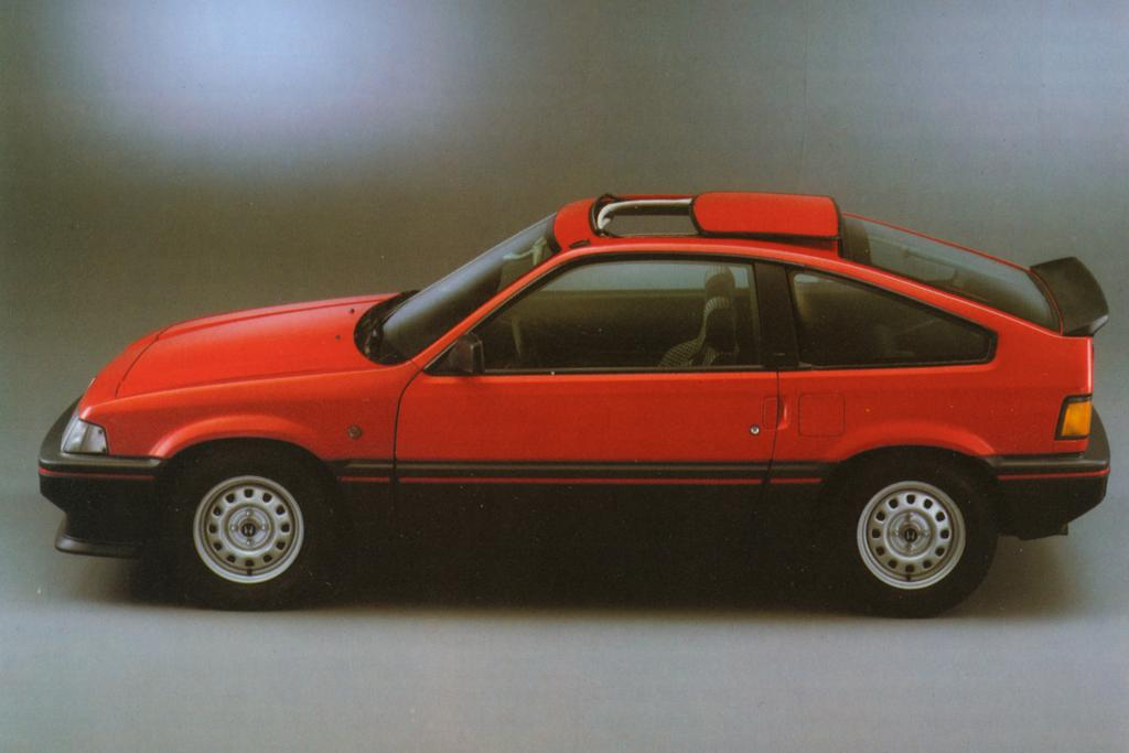 Der Honda CRX hat für eine Renaissance der kompakten Sportcoupés gesorgt