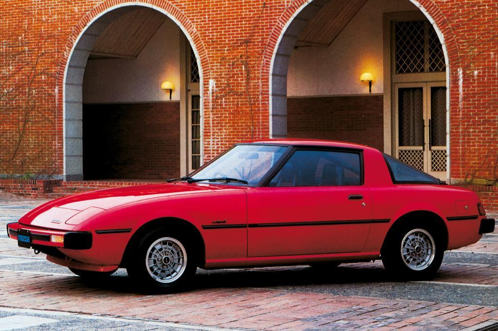 Der Mazda RX-7 wollte Porsche Kunden abjagen