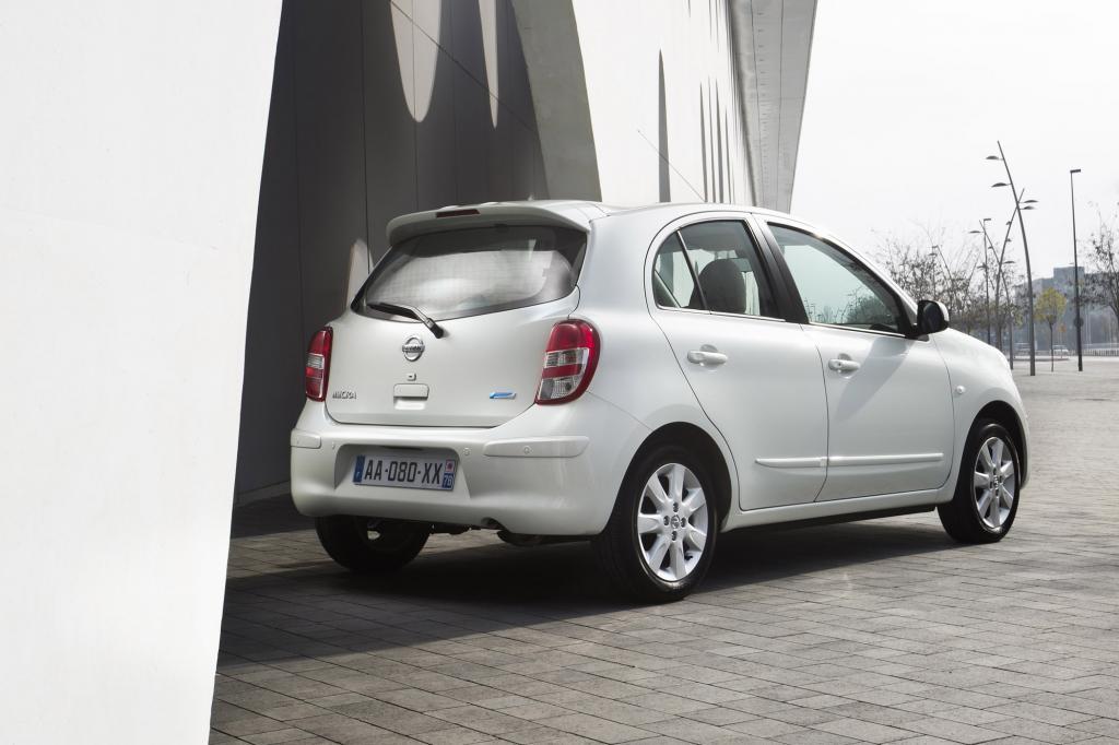 Der Micra wird in Indien produziert und ist ein sogenanntes Weltauto