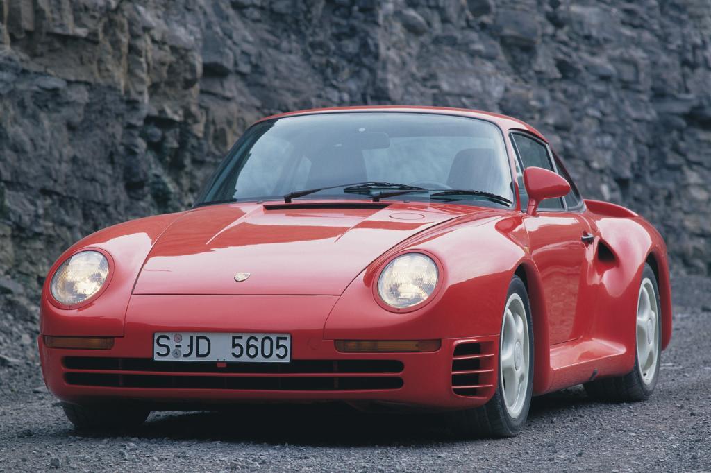 Der Porsche 959 kostete damals astronomische 420.000 Mark