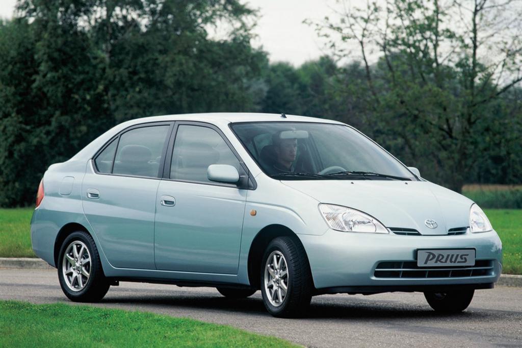 Der Prius ist Hybridpionier
