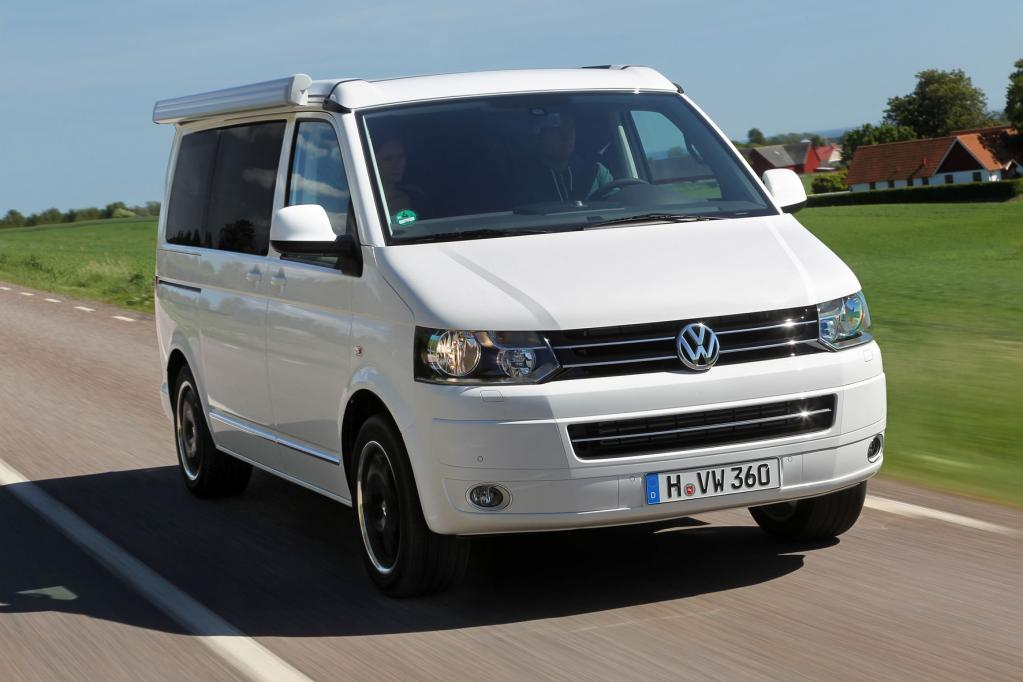 Der VW California ist ein mobiles Zuhause für Junge und Junggebliebene.