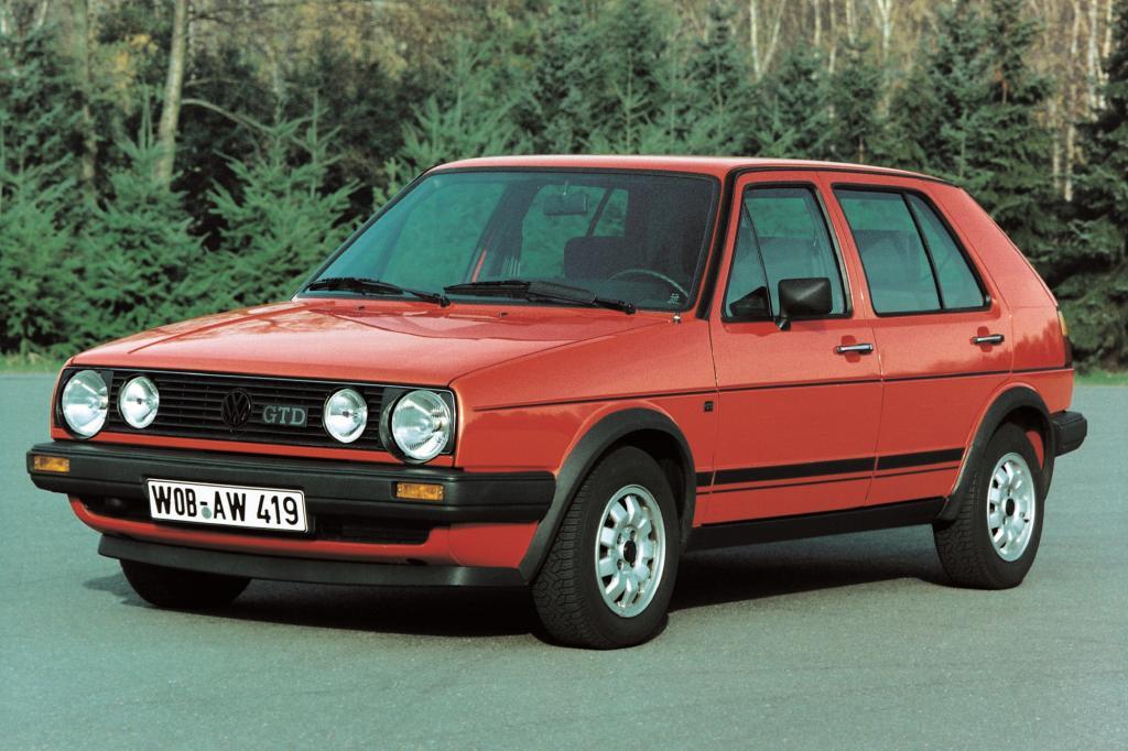 Der VW Golf GTD machten den Selbstzünder in der Kompaktklasse populär