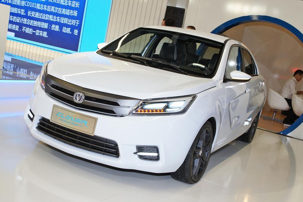 Der chinesische Hersteller stellt  auf der IAA zum ersten Mal aus